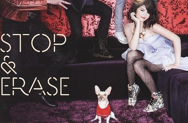 selena gomez kiss and tell album art. Selena Gomez - quot;Kiss and Tellquot;