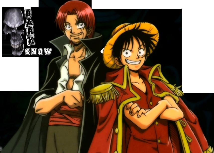 One Piece Shanks  amp ...