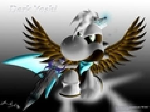 Image - Silver The Yoshi.jpg | Fantendo - Nintendo Fanon Wiki ...