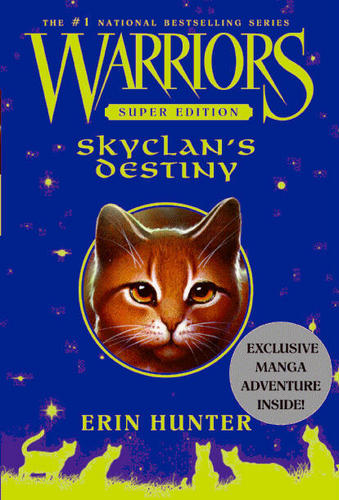 Warriors (Novel Series) वॉलपेपर titled SkyClan's destiny
