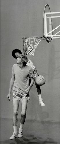 Slam Dunk Michael!