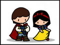 Snow White and Prince - disneys-couples fan art