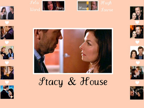 Stacy&House Wallpaper