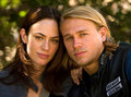 Tara &amp; Jax - sons-of-anarchy photo