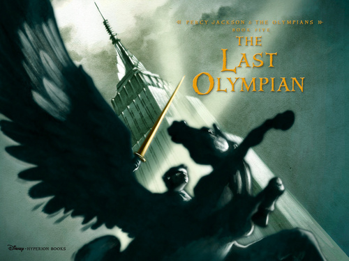 Percy Jackson & The Olympians libros fondo de pantalla called The Last Olympian fondo de pantalla