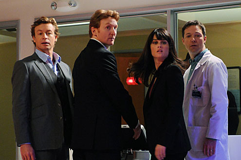 The Mentalist - 2.16 - Code Red promotionals pictures