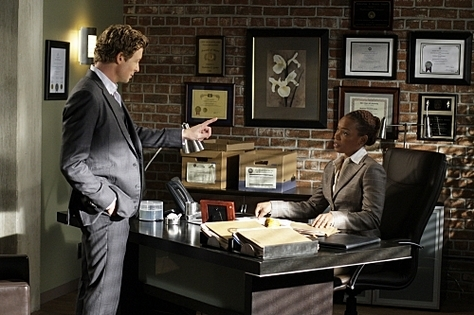 The Mentalist - 2.17 - promotional pictures