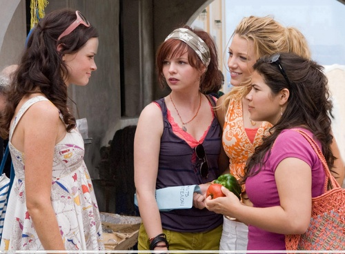 The Sisterhood of the Traveling Pants 2 Movie Stills