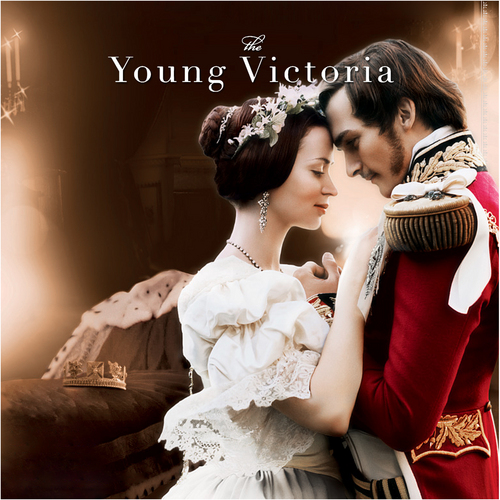 The Young Victoria wallpaper entitled The Young Victoria