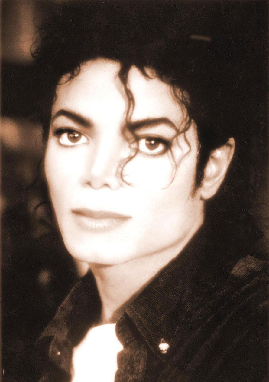 Michael Jackson Beautiful Eyes Those Large, Haunting ...