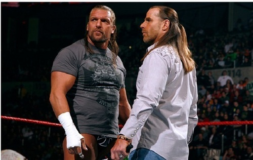 Triple H on raw 1st of march 2010