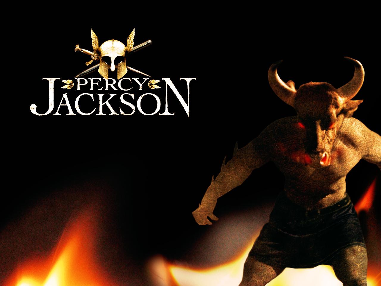 UK Percy Jackson achtergronden