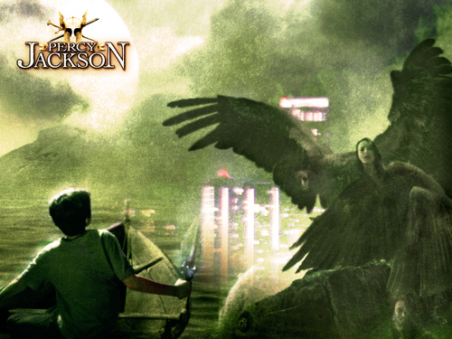 UK Percy Jackson wallpaper