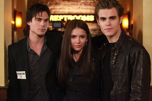 Vampire Diaries Episode 15 - a few good men promo pic