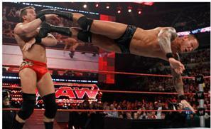 WWE 1st of March 2010
