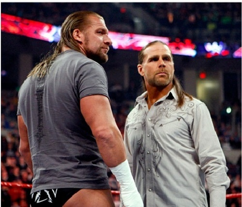 WWE Raw 1st of March 2010