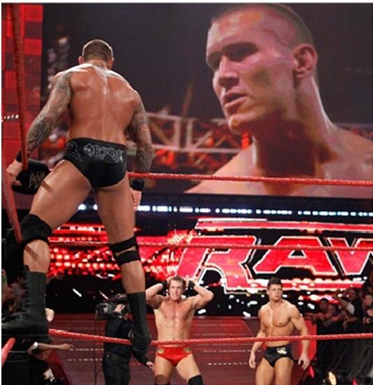 raw wrestling