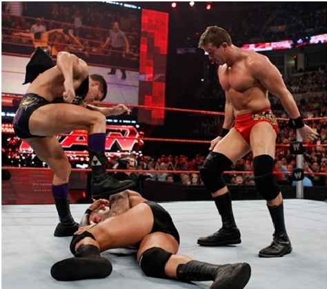 WWE Raw 1st of March
