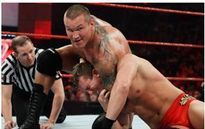 ডবলুডবলুই Raw 1st of march 2010