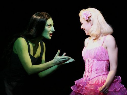 Wicked wallpaper entitled Willemijn & Lucy