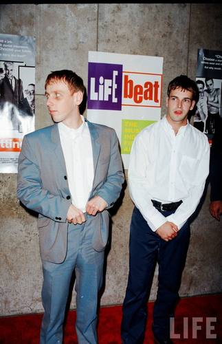 Young John Trainspotting premiere
