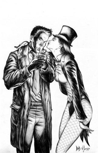 Zatanna & Constantine