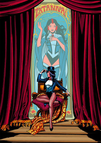 zatanna dc wallpaper - photo #15