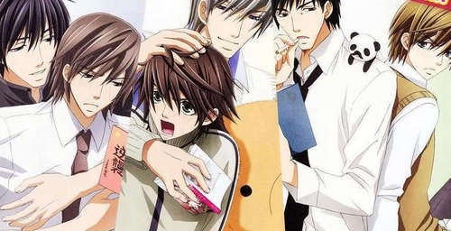 aww, our 3 couples of Jounjou Romantica
