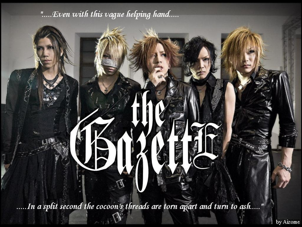 gazette - The Gazette Wallpaper (10726742) - Fanpop