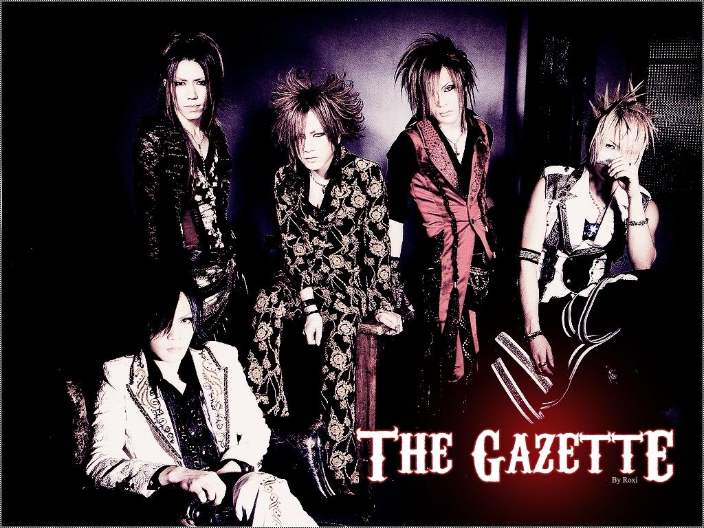 Gazette The Gazette Wallpaper 10726795 Fanpop
