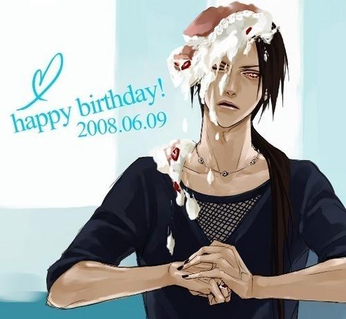 happy birthday itachi