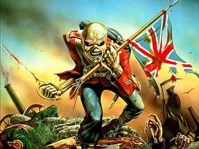 Iron Maiden wallpaper titled iron maiden