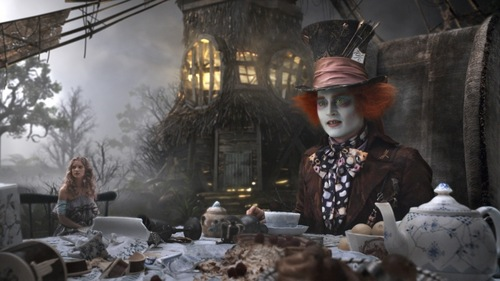 mais new Alice in Wonderland pics