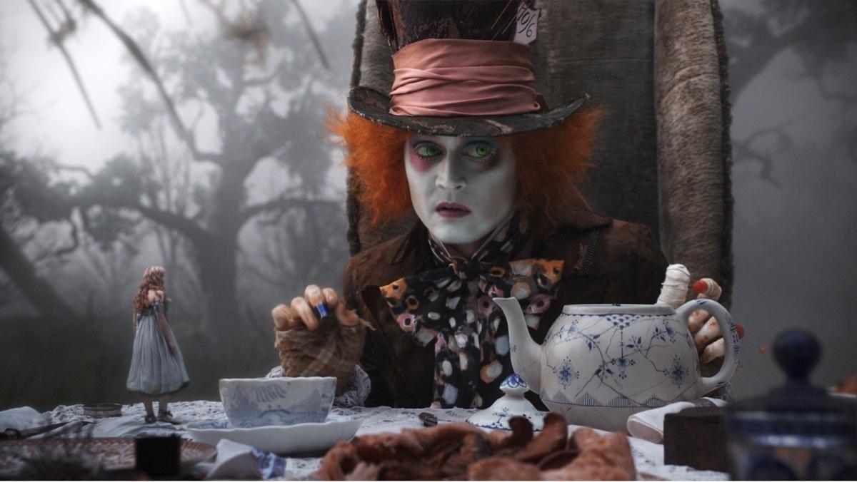 আরো new Alice in Wonderland pics