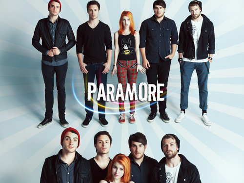 Brand New Eyes wallpaper called paramore! ♥