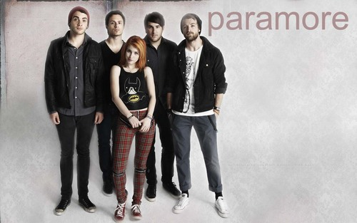 Brand New Eyes wallpaper entitled paramore! ♥