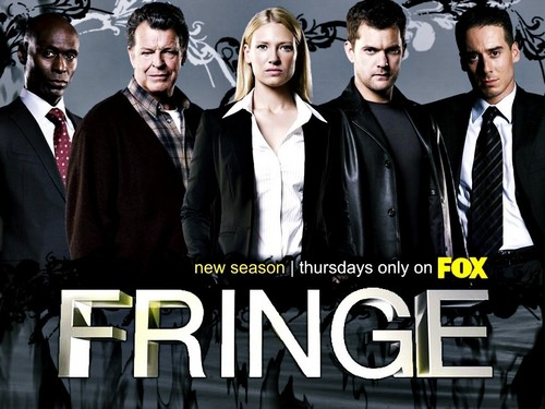 promo wallpaper for season 2 - fringe Wallpaper