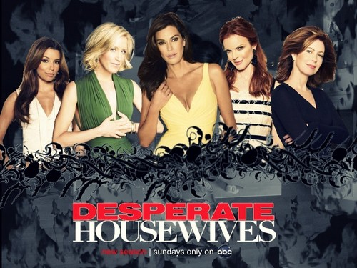 promo wallpaper for season 6 - desperate-housewives Wallpaper