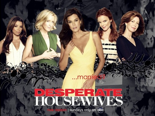 Desperate Housewives wallpaper entitled promo wallpaper suasan