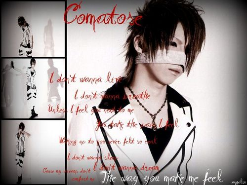 reita the gazette - the-gazette Wallpaper