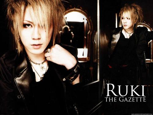 ruki the gazette