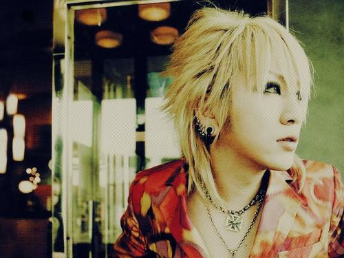 ruki the gazette