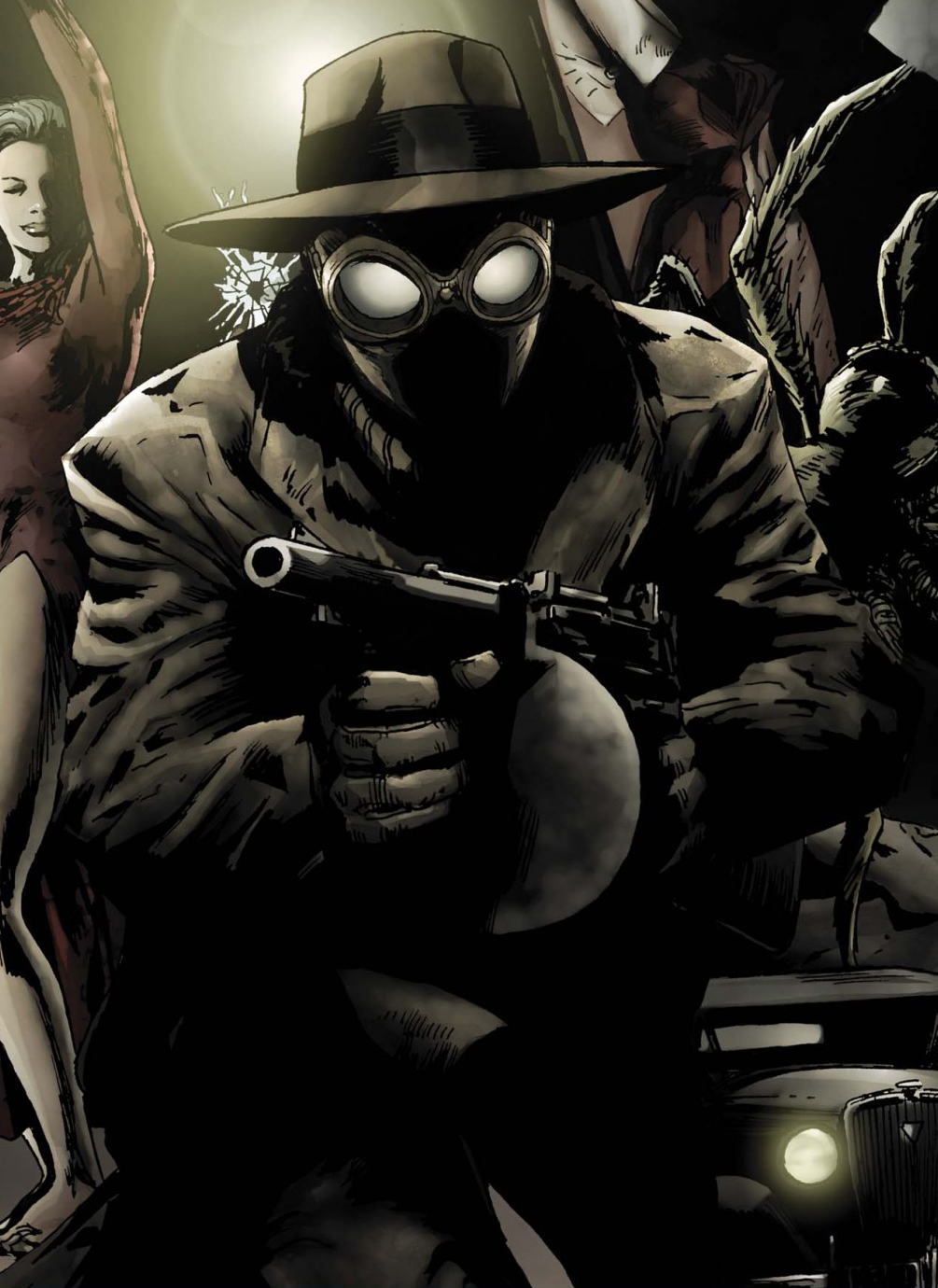 What should the mcu spidey wear - Best spider man noir comics ...