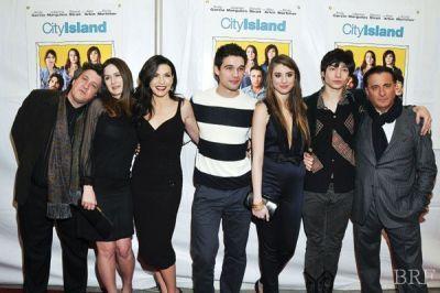"""City Island"" Premiere"
