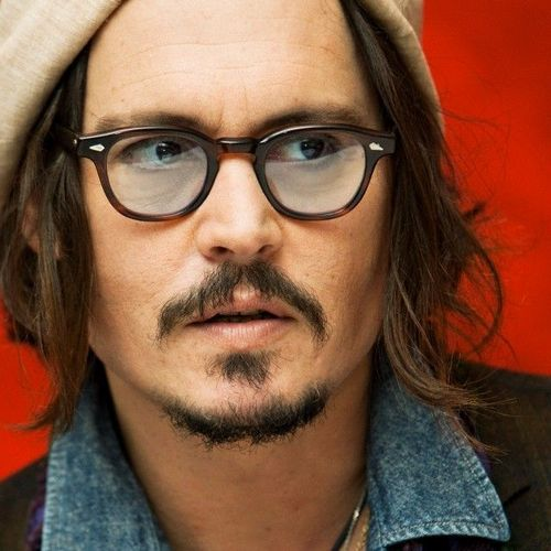 "Johnny Depp ""Alice In Wonderland"" 02/20/10"