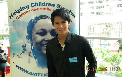 Boo Boo Stewart wallpaper entitled ..................j