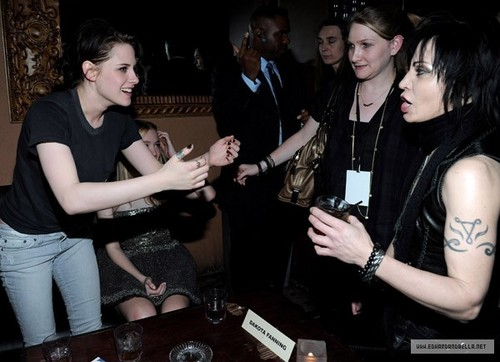 "03.11.10: ""The Runaways"" L.A. After Party"