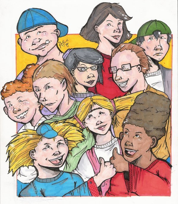 A Group ছবি