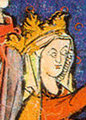 Adèle of Champagne, 3rd Queen of Louis VII of France