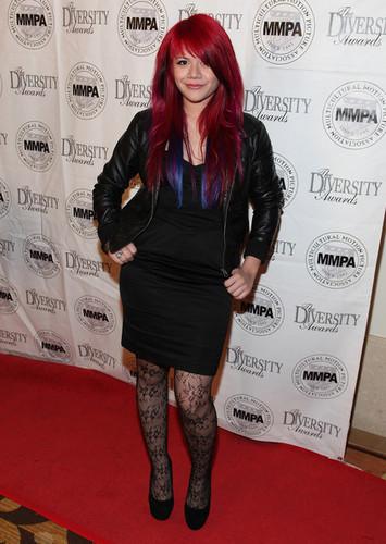 Allison At The Oscar Luncheon 2010!